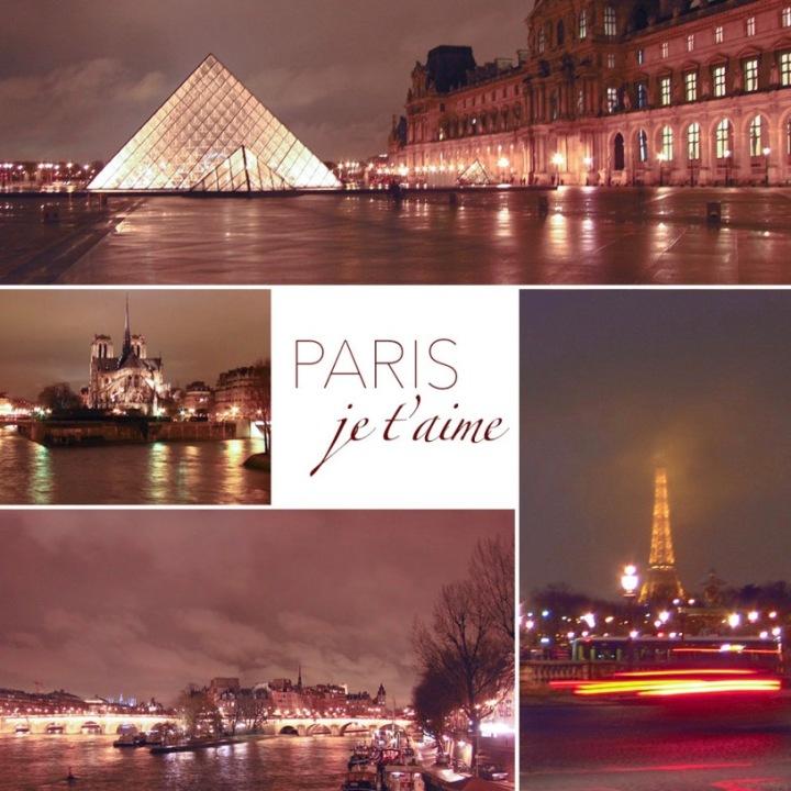 Paris by Night,France